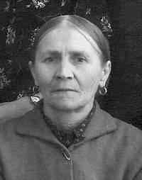 Котельникова Анна Тимофеевна.