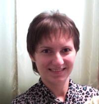 Воловик Ирина